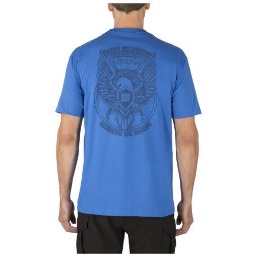 EAGLE ROCK TEE / COLOR ROYAL BLUE
