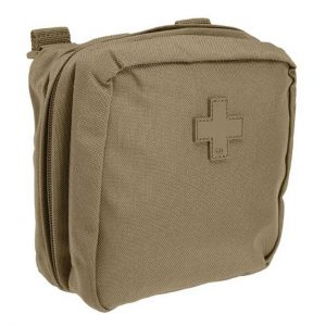 6X6 MED POUCH- SANDSTONE