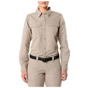 WOMEN'S FAST-TAC™ LONG SLEEVE SHIRT