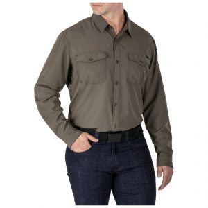 MARKSMAN LONG SLEEVE SHIRT UPF 50+