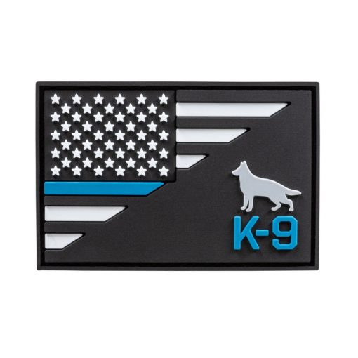 K9 THIN BLUE LINE PATCH