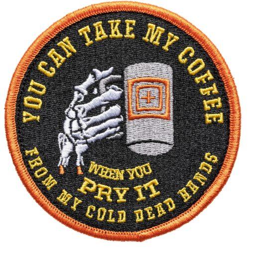 COLD DEAD CAFFEINE PATCH