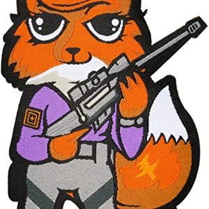 TACTICAL FOXY PATCH