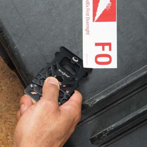 FINANCIAL TOOL RFID - BLACK