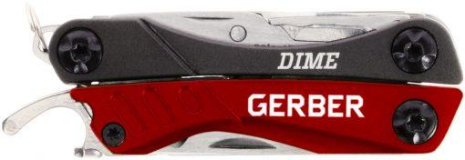 Gerber Dime Micro Multi-tool - Red