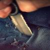 Gerber Remix Tactical Knife, Serrated Edge