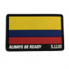 COLOMBIA FLAT PATCH