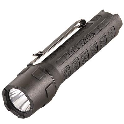 POLYTAC® X USB/POLYTAC® X FLASHLIGHT BLACK